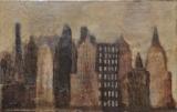 peinture sur bois 82x128