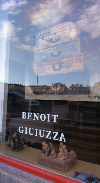 Benoit Guijuzza exposition Lyon